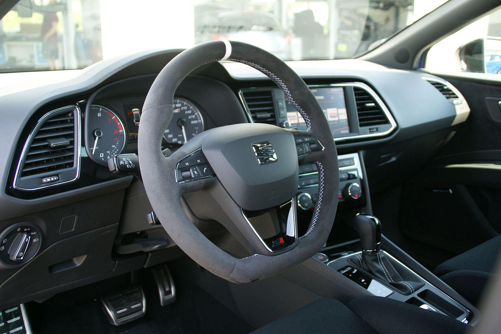 Recaro Performance Sport >> Seat Leon Cupra allrad ST400-R - Schneider Tuning