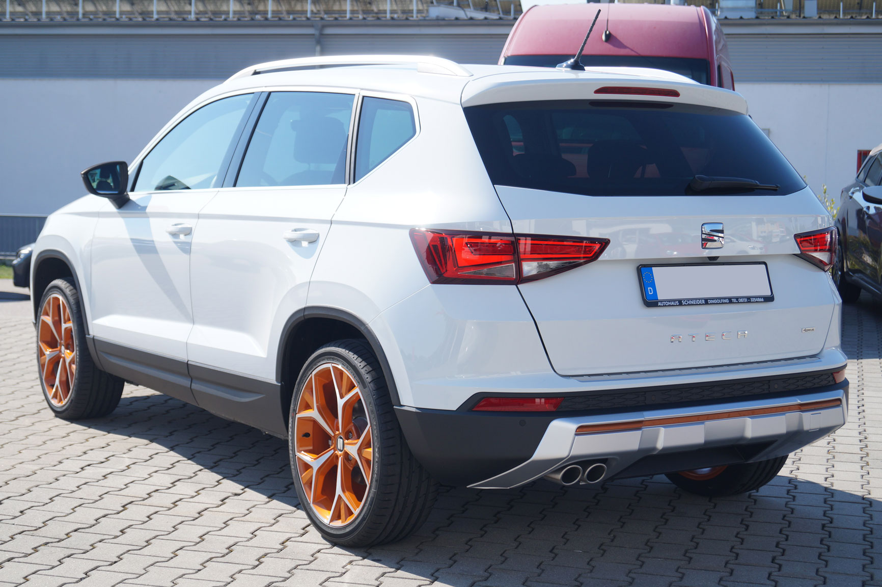 seat ateca 2 0 tdi schneider tuning. Black Bedroom Furniture Sets. Home Design Ideas