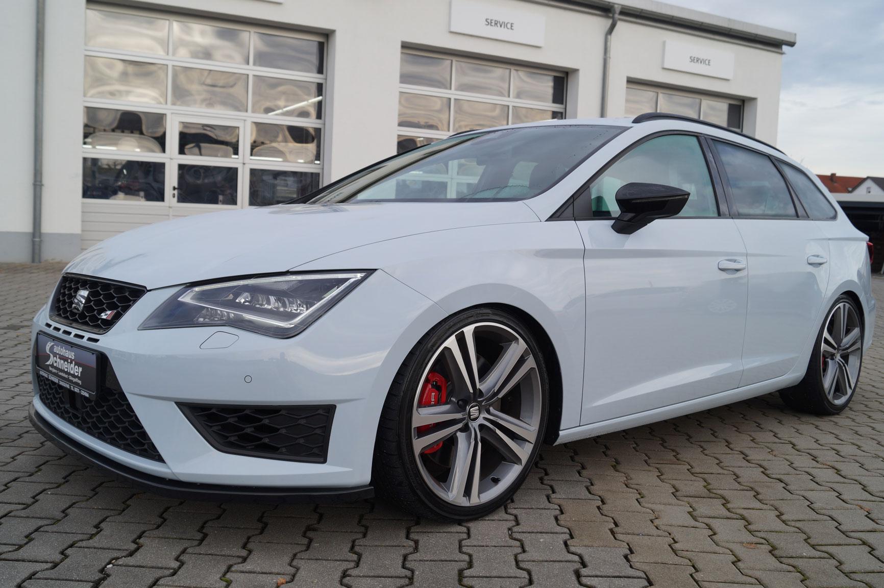 Recaro Performance Sport >> Seat Leon Cupra ST 280 – Schneider Tuning