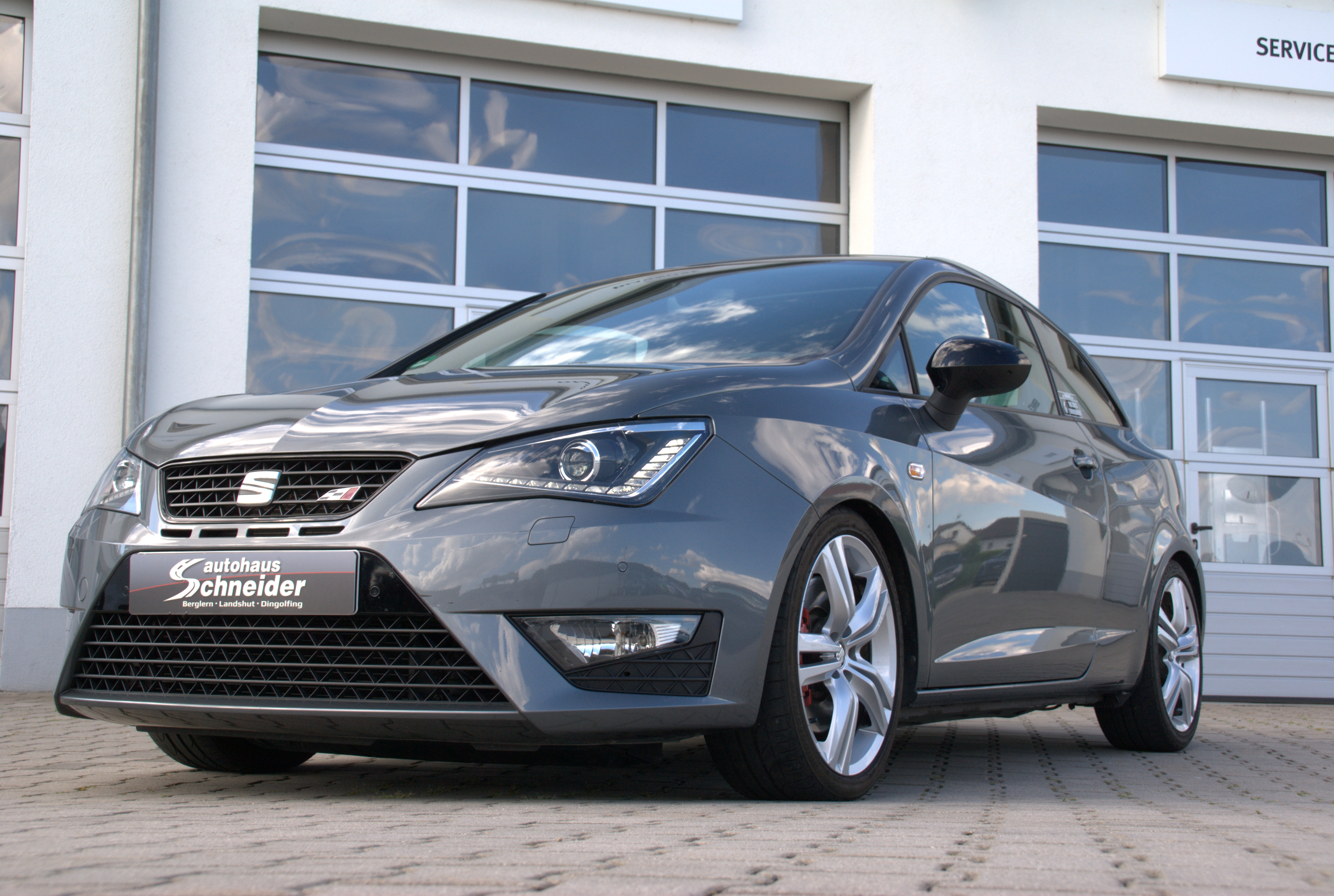 seat ibiza cupra 6j performance schneider tuning. Black Bedroom Furniture Sets. Home Design Ideas