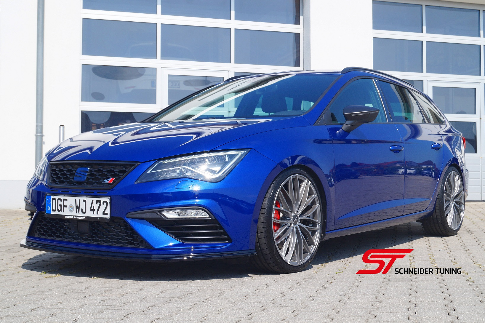 seat leon cupra 4x4 st400 r 2 0 schneider tuning. Black Bedroom Furniture Sets. Home Design Ideas