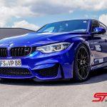BMW M3 KW Gewindefahrwerk