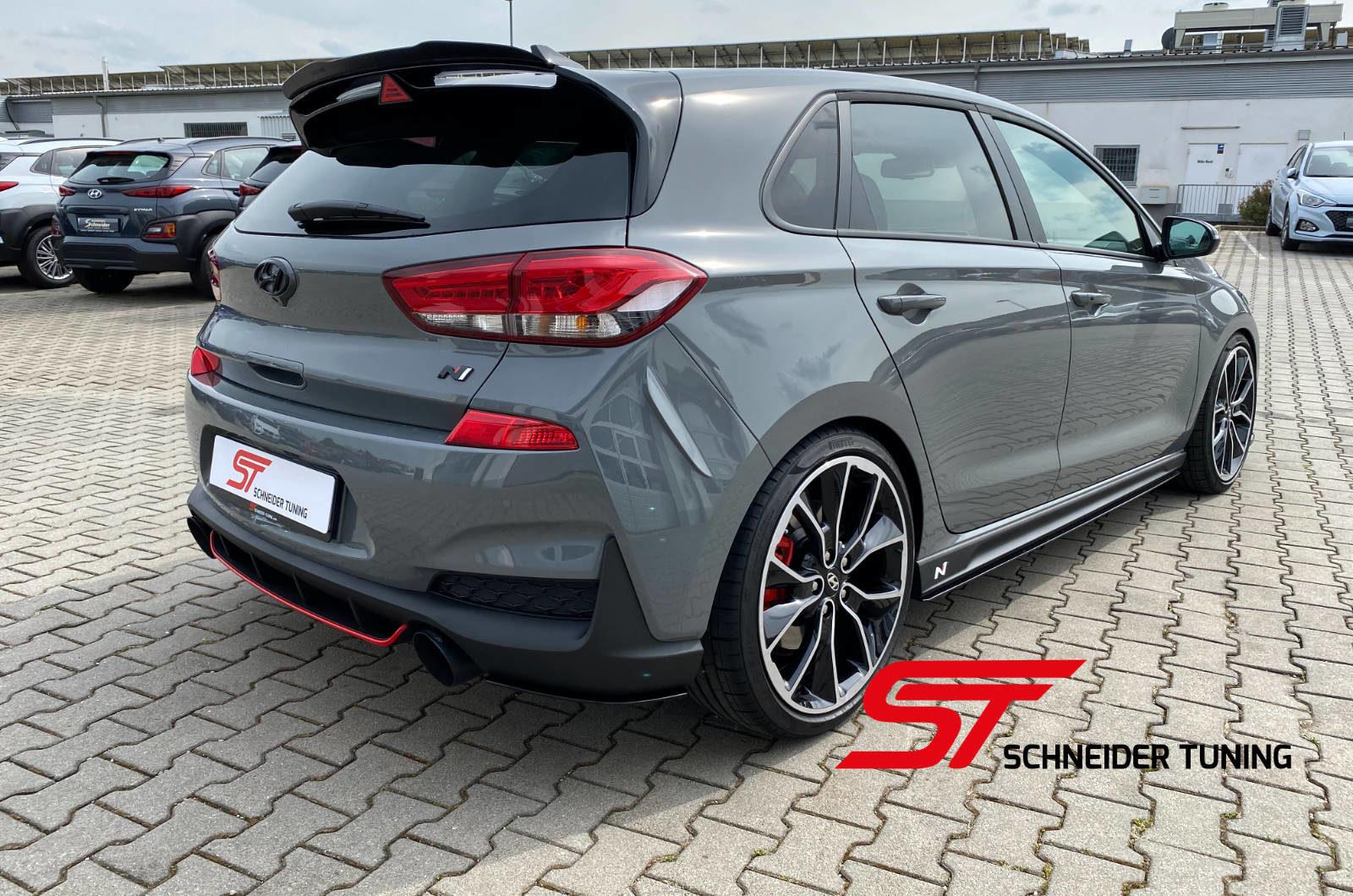 Hyundai-i30-N-seite-hinten-Schneider-Tuning