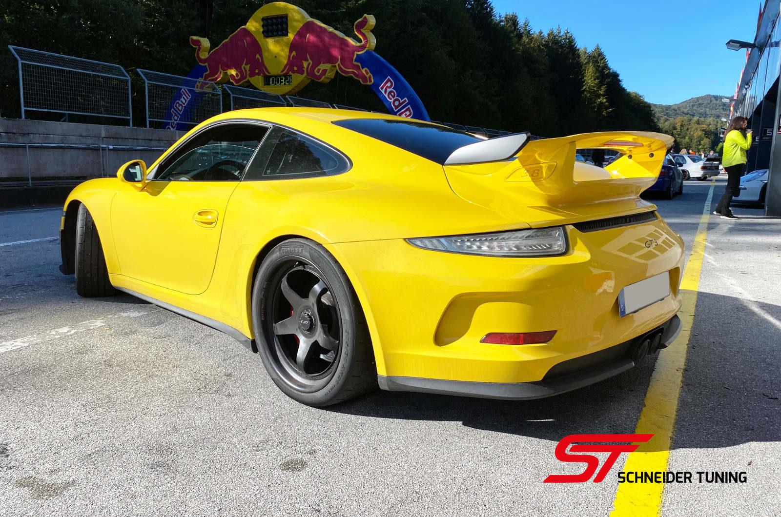 Schneider Tuning Porsche