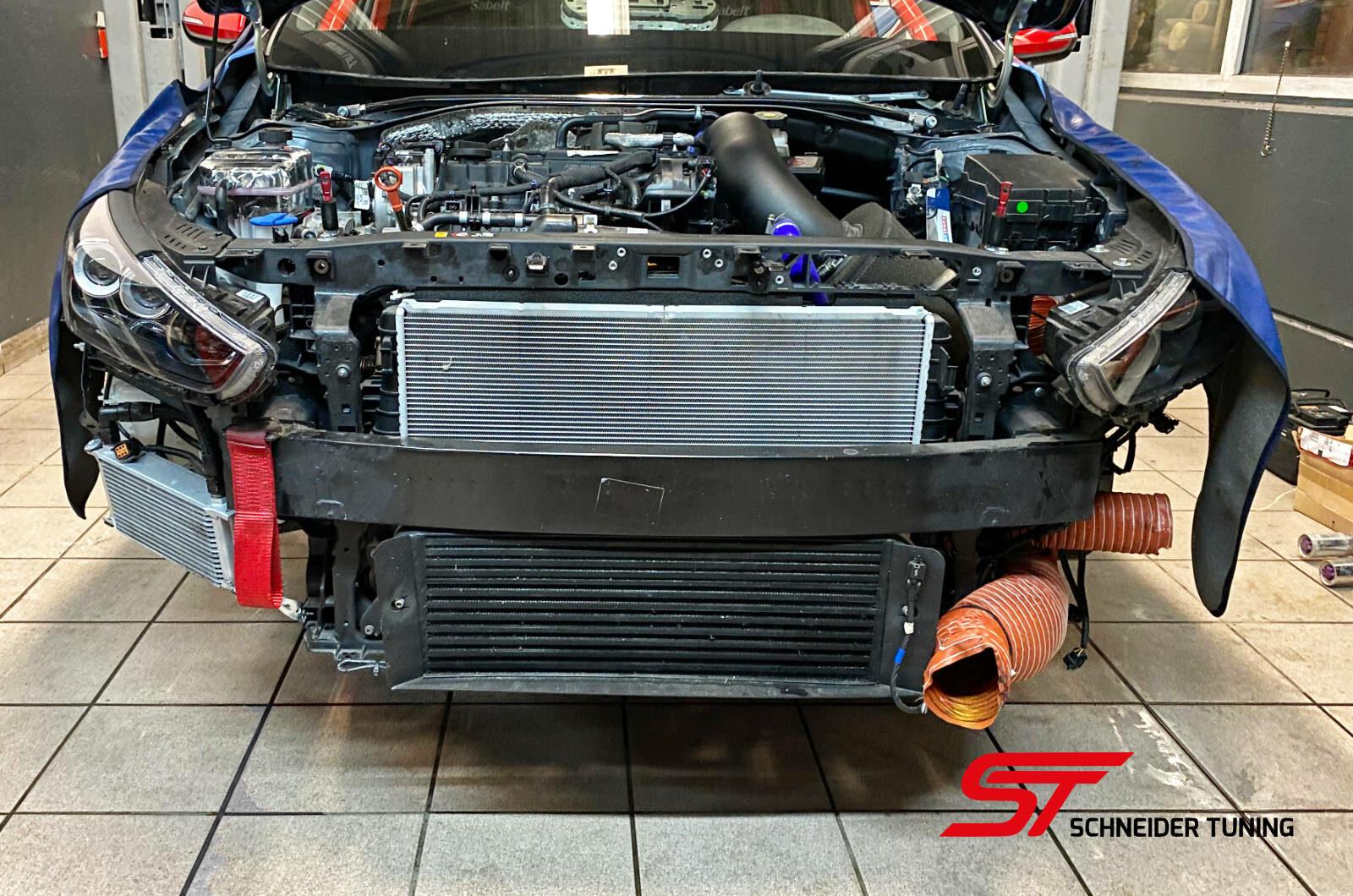Hyundai i30 Fastback N Performance Werkstatt 2