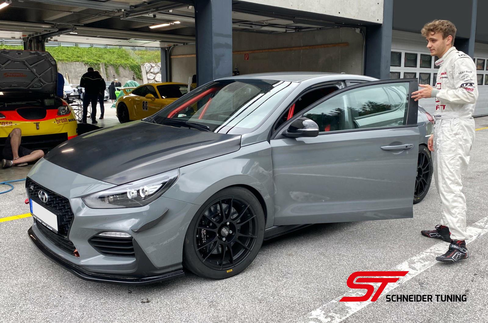 hyundai i30 n r-st tracktool ringtool motorsport salzburgring tcr seat leon