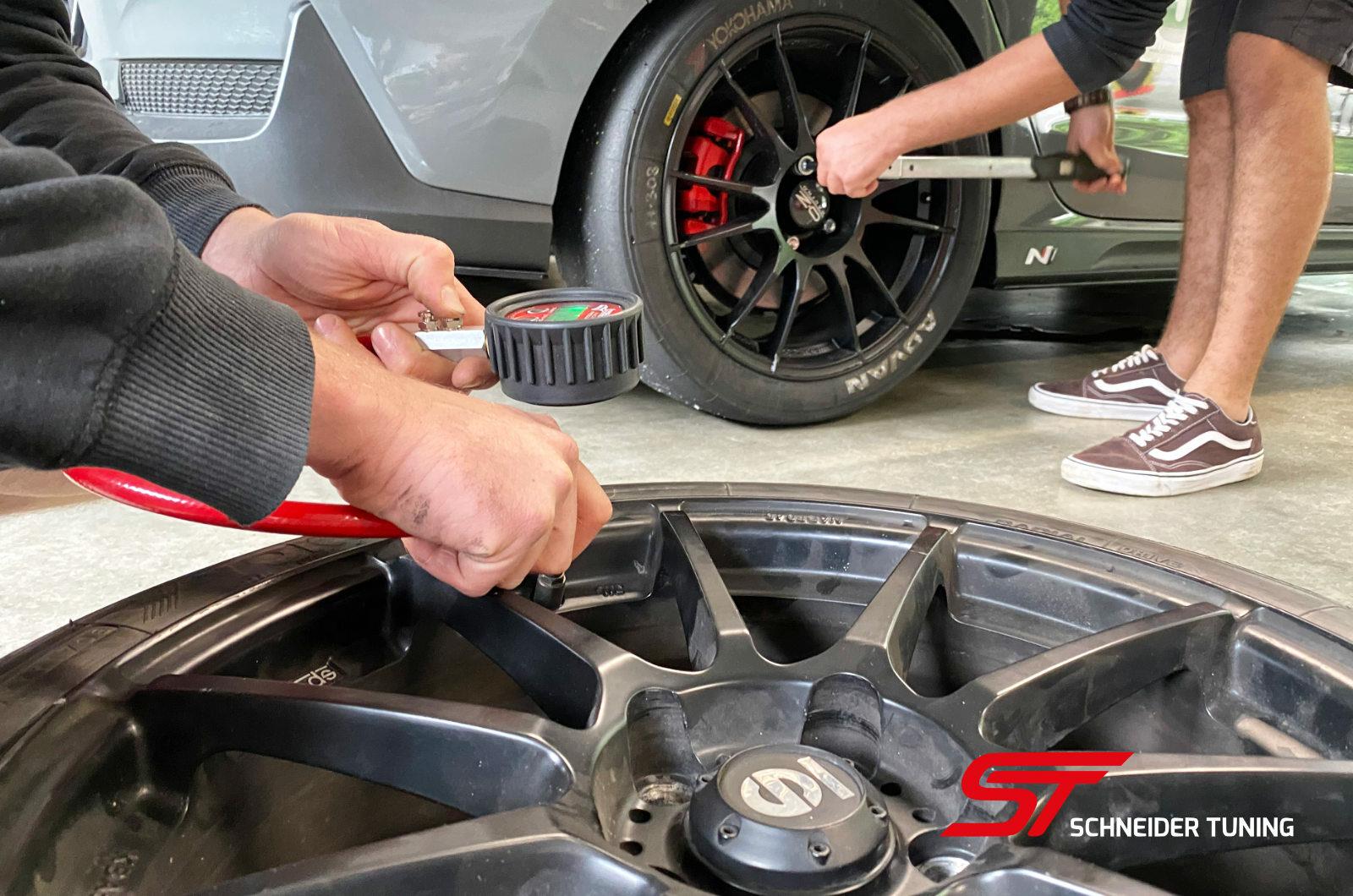 hyundai i30 n r-st tracktool ringtool motorsport salzburgring