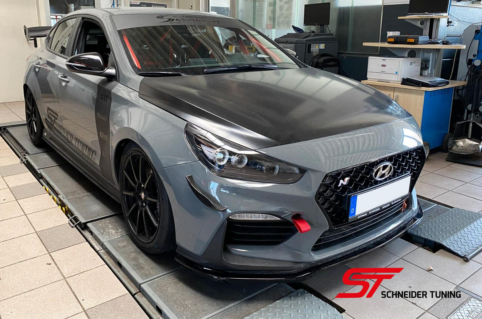 carbon ringtool motorsport hyundai i30n fastback