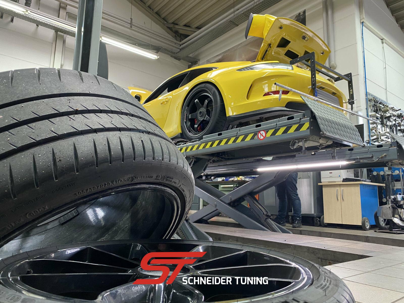 Porsche-911-gt3-red-bull-ring-tracktool-achsvermessung