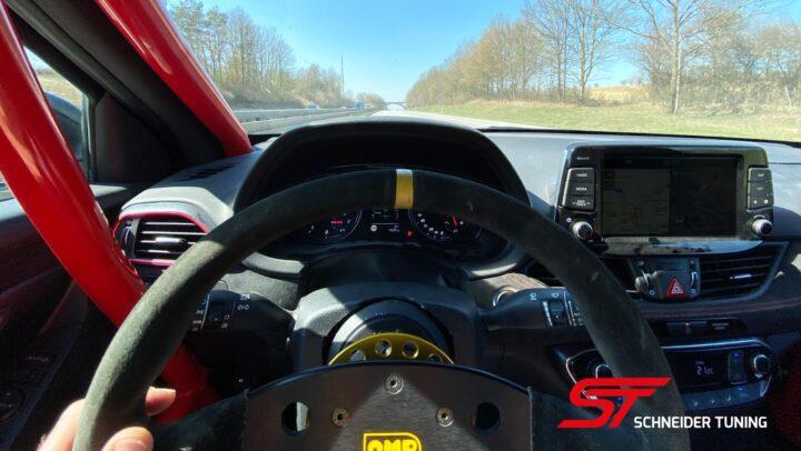 tracktool ringtool motorsport hyundai i30n fastback omp
